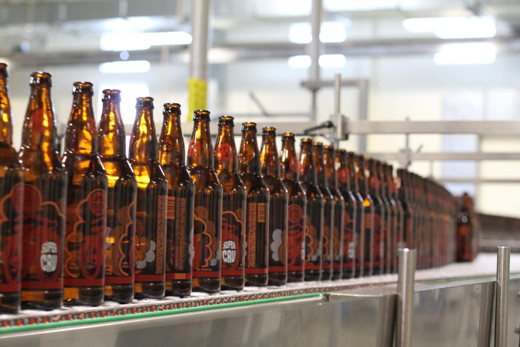 New Belgium Brewery Tour