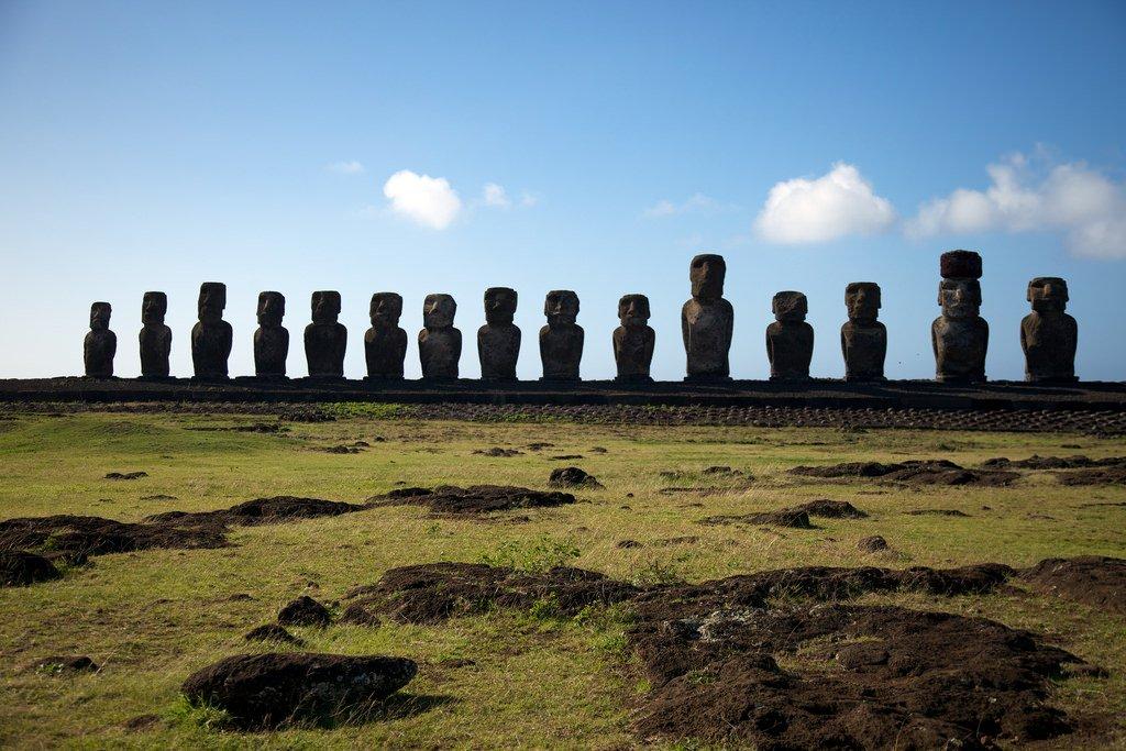 Easter Island's Moai