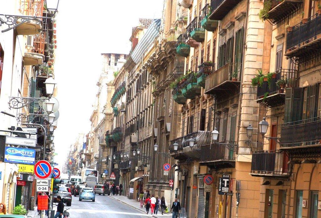 Palermo-Sicily-Italy