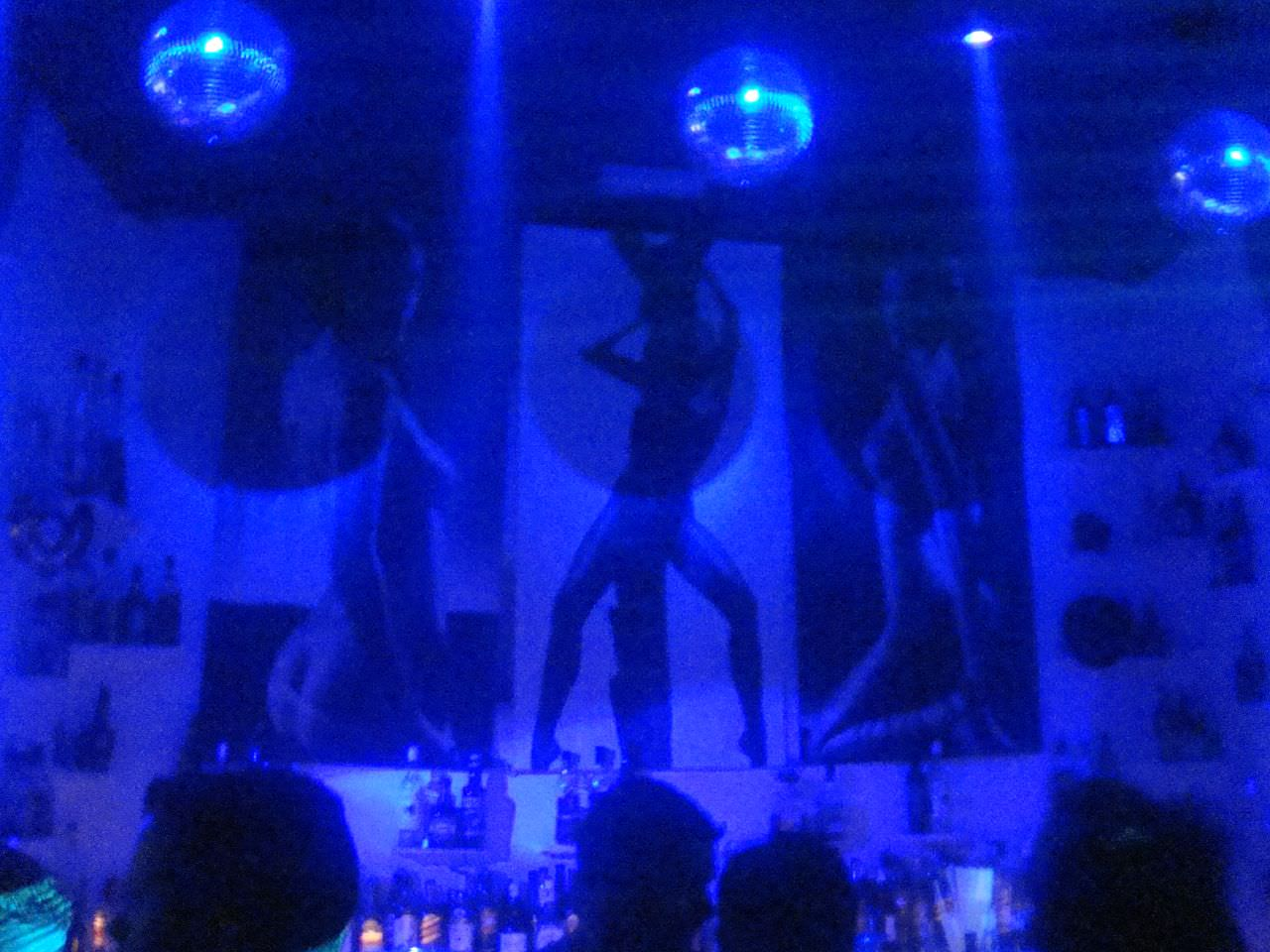 Club in Mykonos