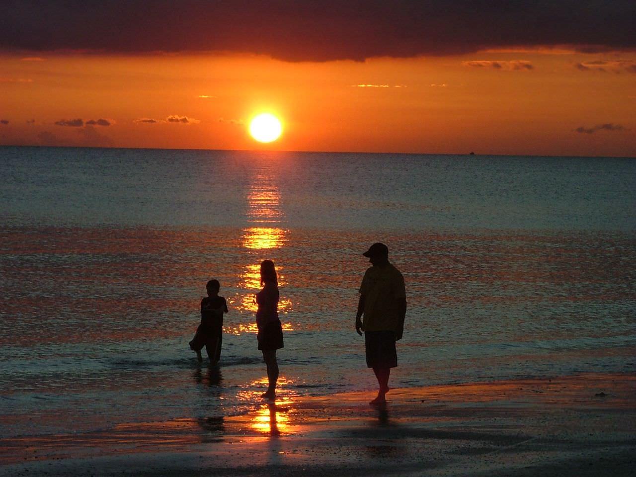 Sunset  Anna Maria Island, Florida