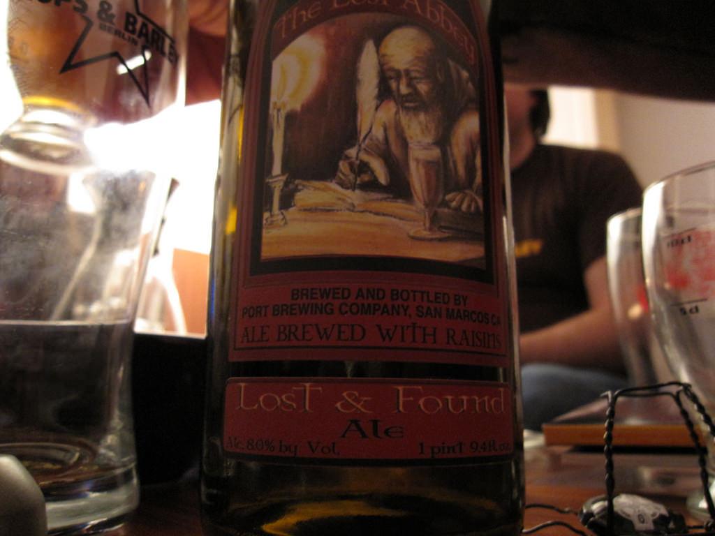 Lost & Found Ale