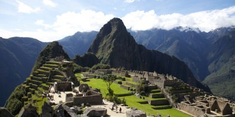 Machu Picchu and Choquequirao