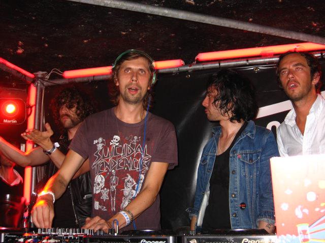 Ed Banger Records vs Radio Soulwax  at Paris Social Club