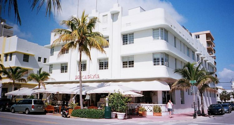 Carlyle Hotel South Beach