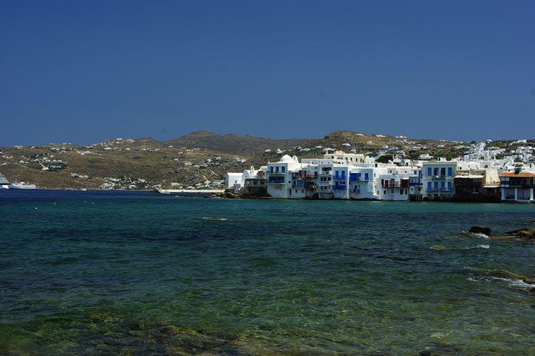 Resort in Mykonos