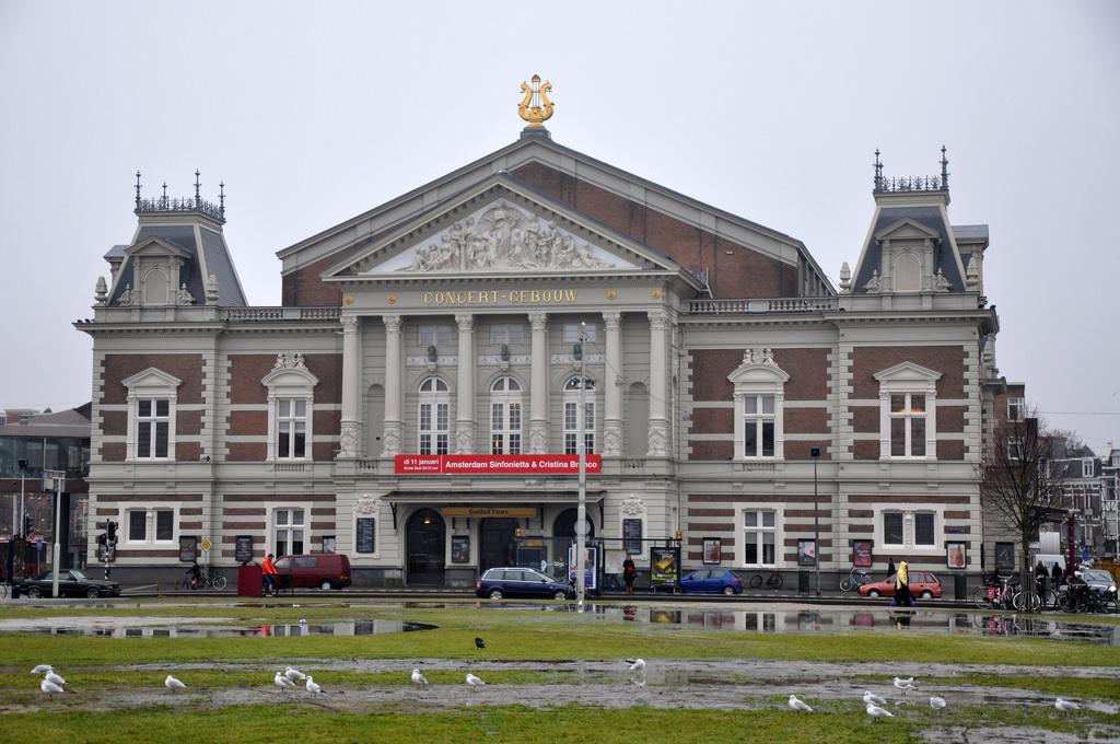 Amsterdam Honeymoon Hotels