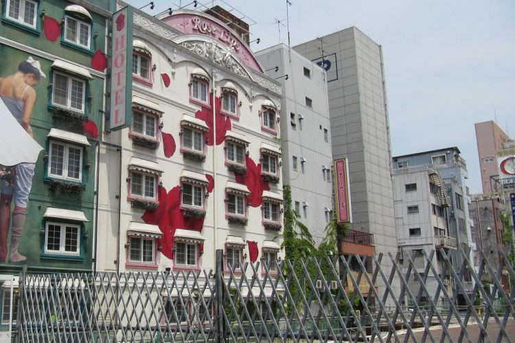 LLove Hotel