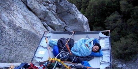 cliff rest