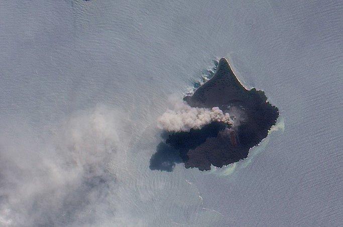 Mt. Krakatoa