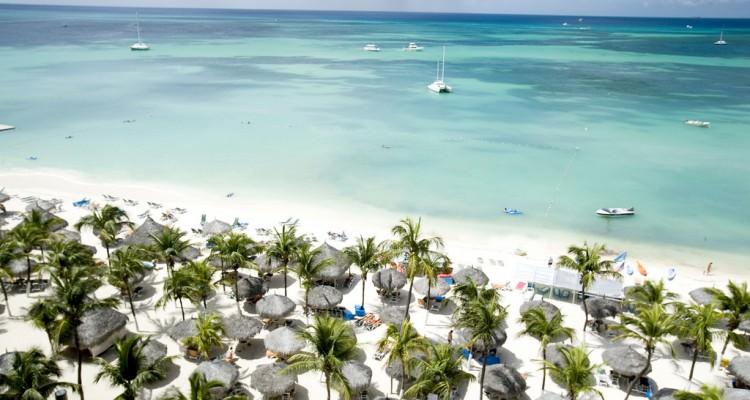 Grand Aruba Beach Cabanas