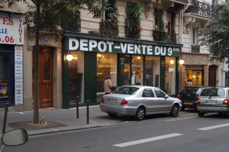 Depot-Vente Stores