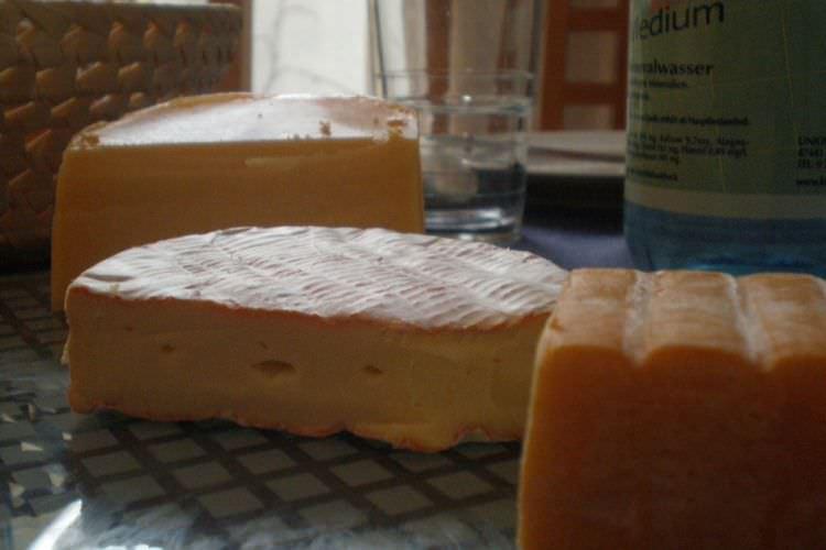 Sappada cheese