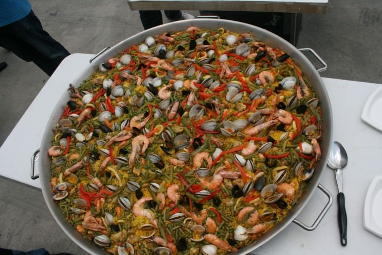 paella contests