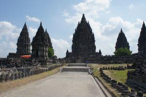 Yogyakarta Ruins
